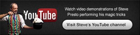 Visit Steve's YouTube channel